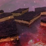 Cosmic Mango Nanaimo Bar *raw vegan,organic & sugar-free*